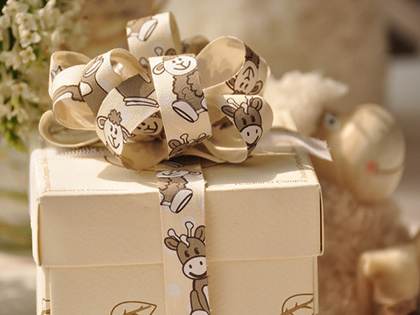 Ribbons for gifts